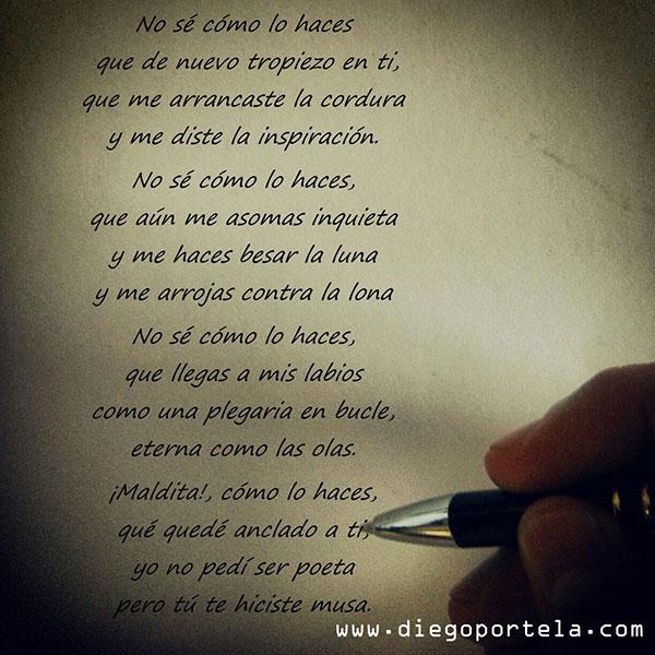 Hermosa Soy La Plantilla Del Poema Ilustración - Ideas De Ejemplo De ...